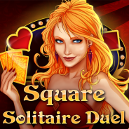 Play Square Solitaire Duel on Facebook now!