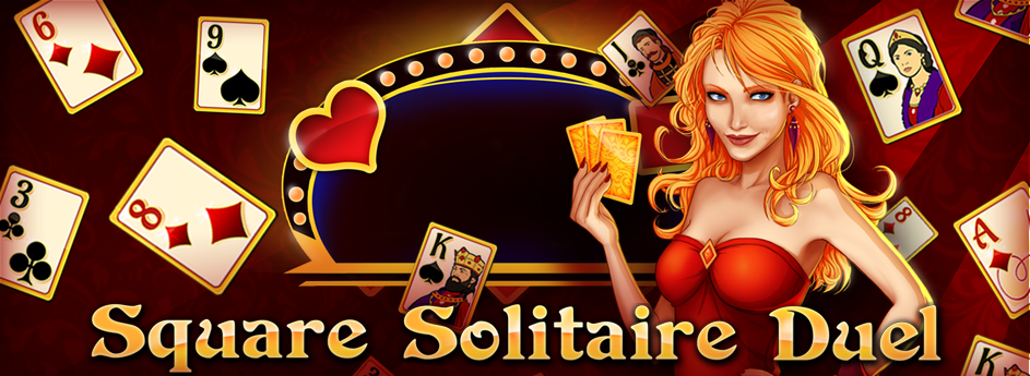 Square Solitaire Duel